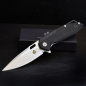 Preview: QSP-Knives SHARK Folder 440C Steel G10 black satin