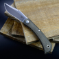 Preview: Pocket Knife Fox Libar Micarta by Fox Knives with M390 steel