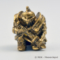 Preview: Sivenko Christina - Bead knight in brass for knives
