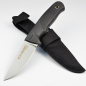 Preview: Linder Super Edge 1 knife ATS34 steel hunting knife