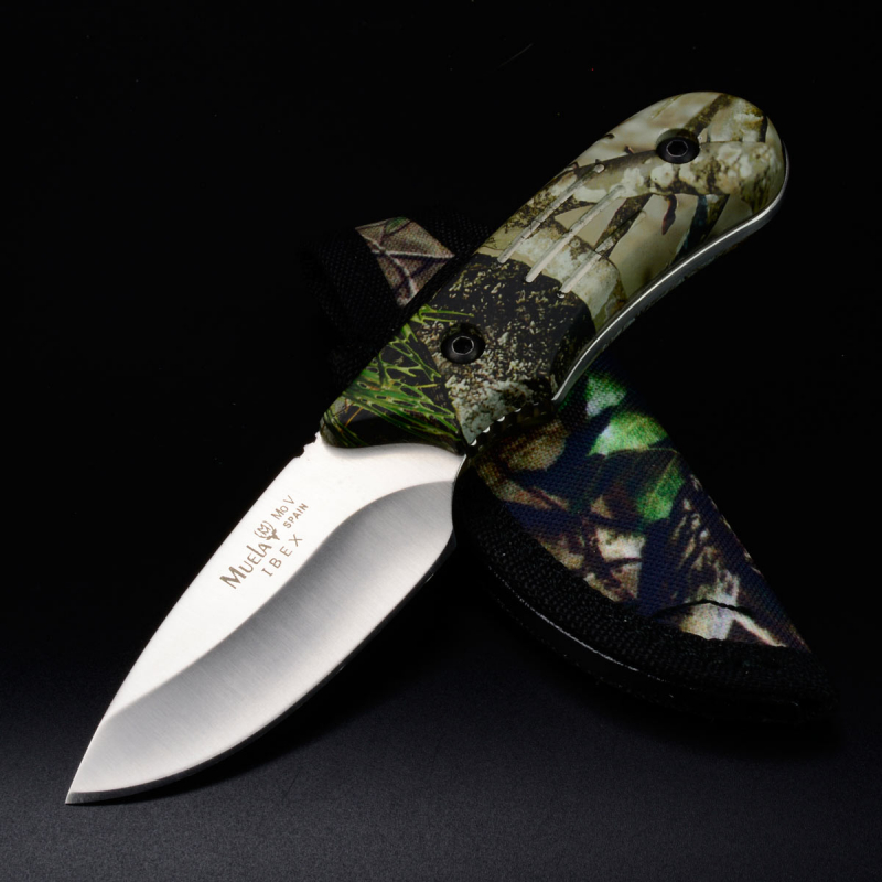 Sale - Muela IBEX small outdoor knife