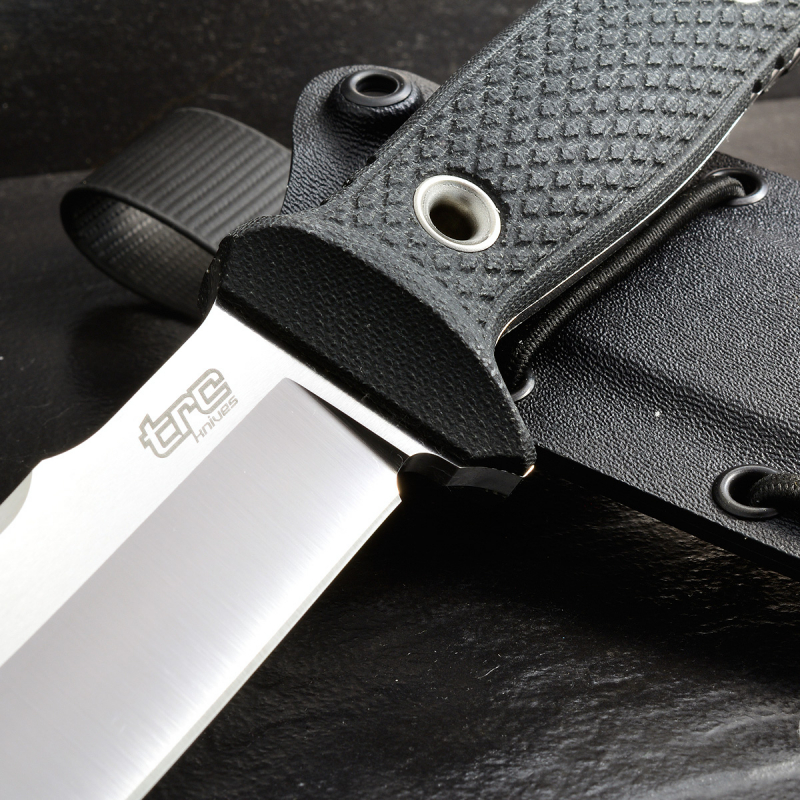 TRC M1s Military Knife ELMAX satin German Edition