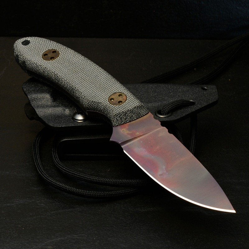 TRC Knives Special TR12s-Bigger M390 German Edition Apofinish EDC Knife