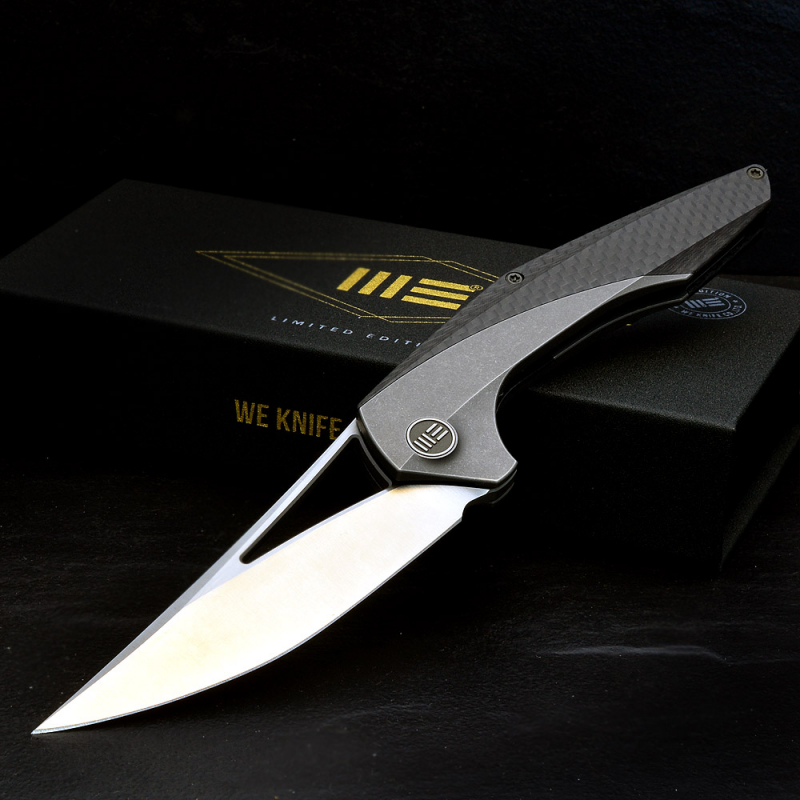 WE-Knives Zeta 720 Limited Edition M390 Stahl