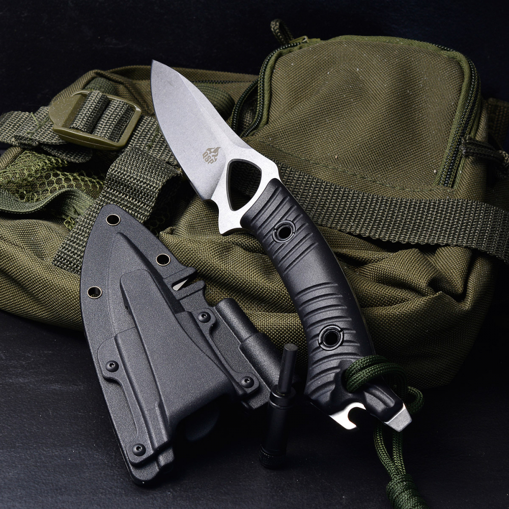 A practical EDC knife from QSP Knives with multiple functions