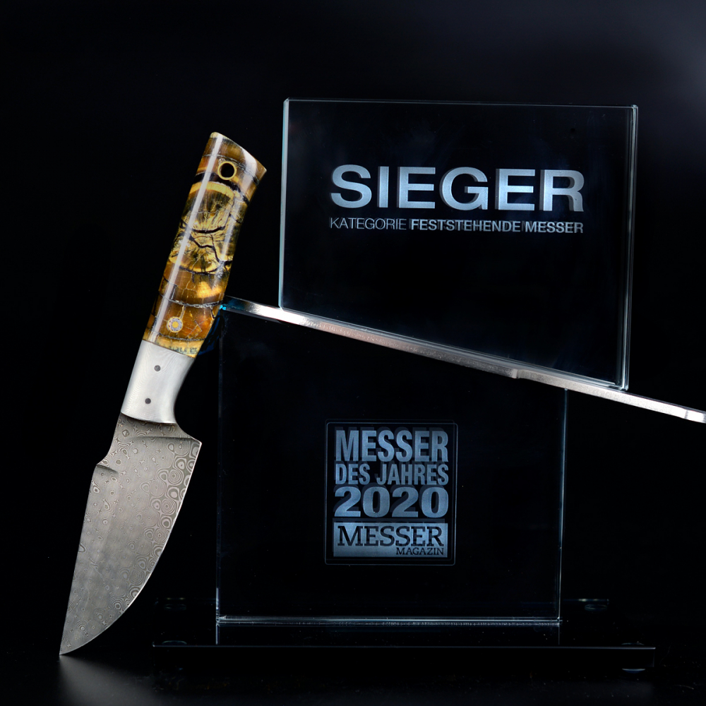 SK-V reader election 2020 Messer Magazin - 1st place