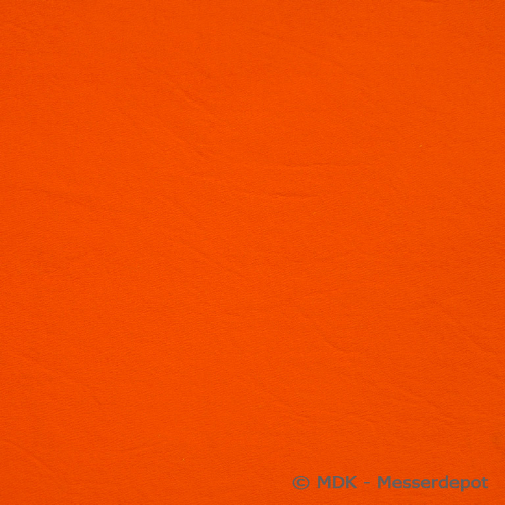 Kydex plate | Thickness 2.0mm | Orange | Size approx. 200x300 mm