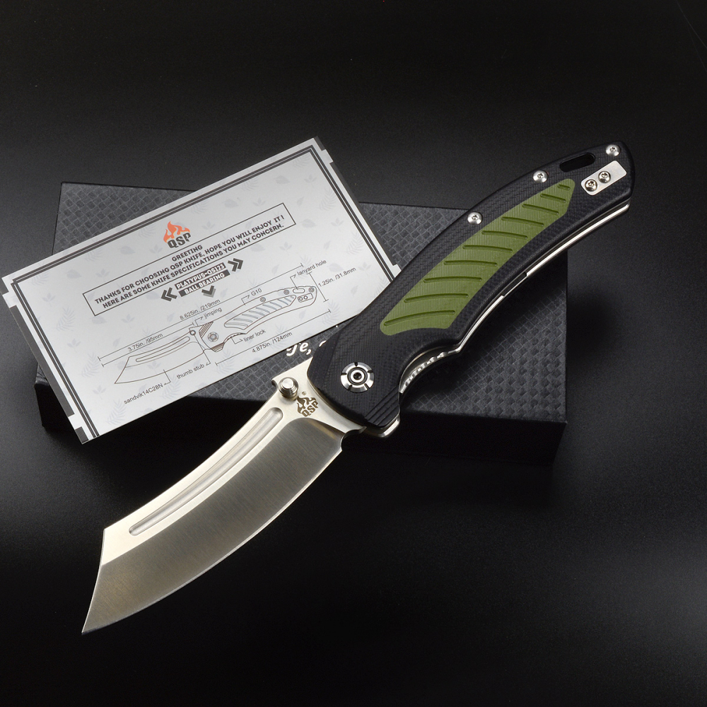 An exceptional knife the QS123-A Platypus from QSP Knives