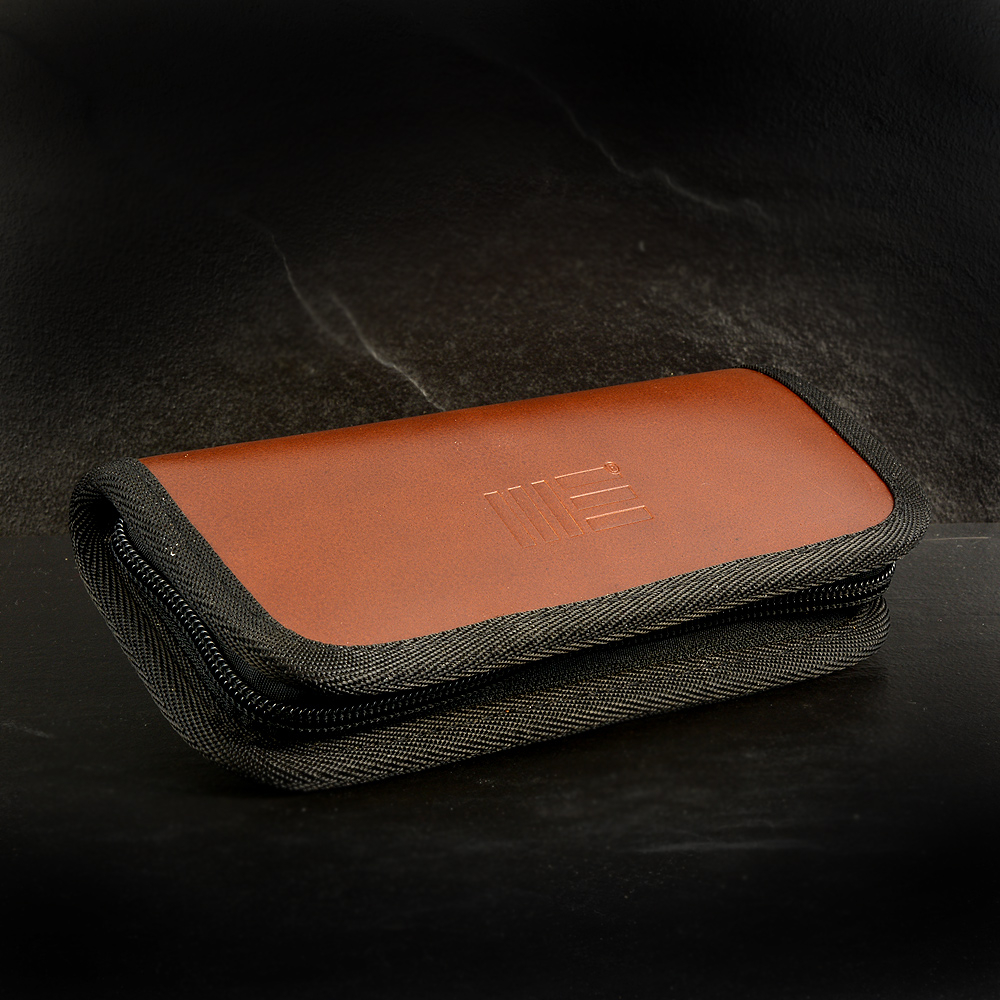 Leather Case Pouches by WE-KNIVES for knives
