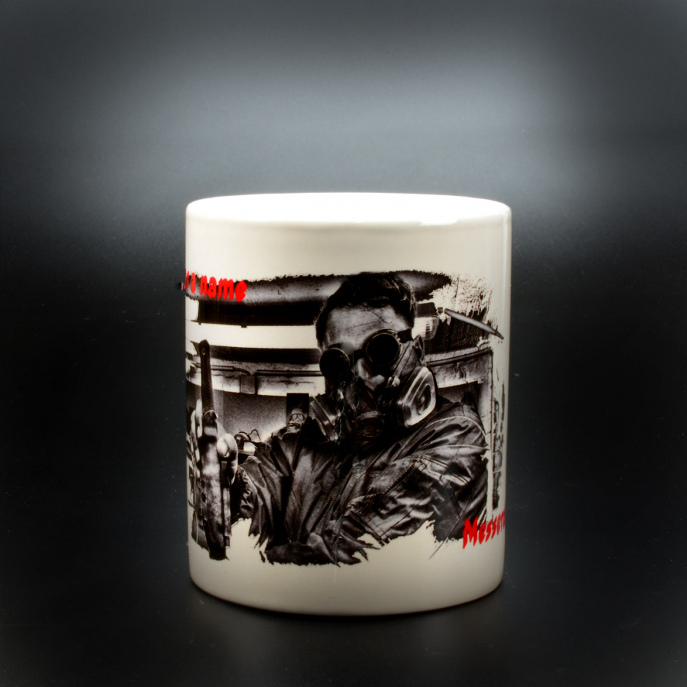"MDK drinking cup ""Sven"" knife depot - magic cup"