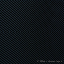 HOLSTEX | Thickness 2.0mm | Carbon Fiber black | Plate approx. 200x300 mm