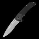QSP Harpy Folder Knife with Carbon / G10 Handle Steel S35VN QS129-B