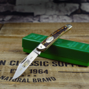"Rarity - Puma pocket knife Luger 08 ""AG RUSSELL ARK.72764"" Serial.-No. 02984"