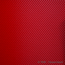 HOLSTEX | Thickness 2.0mm | Carbon Fiber red | Plate approx. 200x300 mm