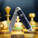 Böker Club Slipjoint pocket knife jute with O1 steel