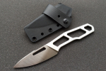 PREORDER - TRC Speed Demon Neck Knife Skeletonized M390 Steel with Kydex